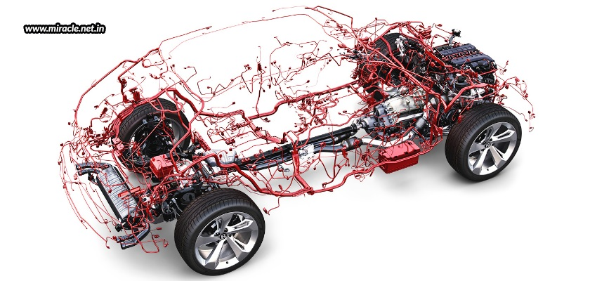 Cable Harnesses Important For Modern Cars
